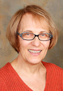 Peg Langham, one of our Mission Bay cleft palate care team members